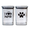 NPR® Pet Treat Canister Thumbnail