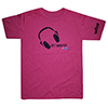 NPR® Get Smarter T-Shirt - Red (Custom) Thumbnail