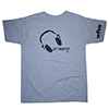 NPR® Get Smarter T-Shirt - Heather Grey (Custom) Thumbnail