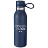 NPR® Stand with the Facts Navy Thermal Bottle Thumbnail